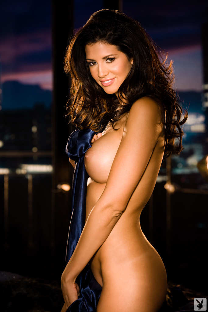 Hope dworaczyk nue playboy